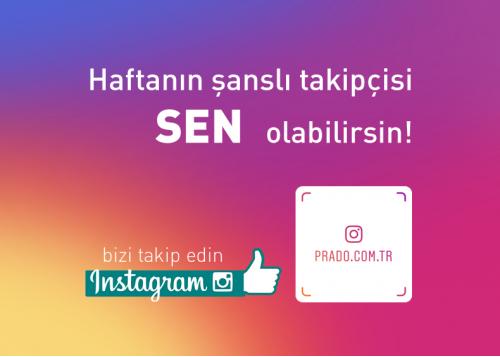 Instagram Sayfasını Takip Et, Hediyeyi Kap
