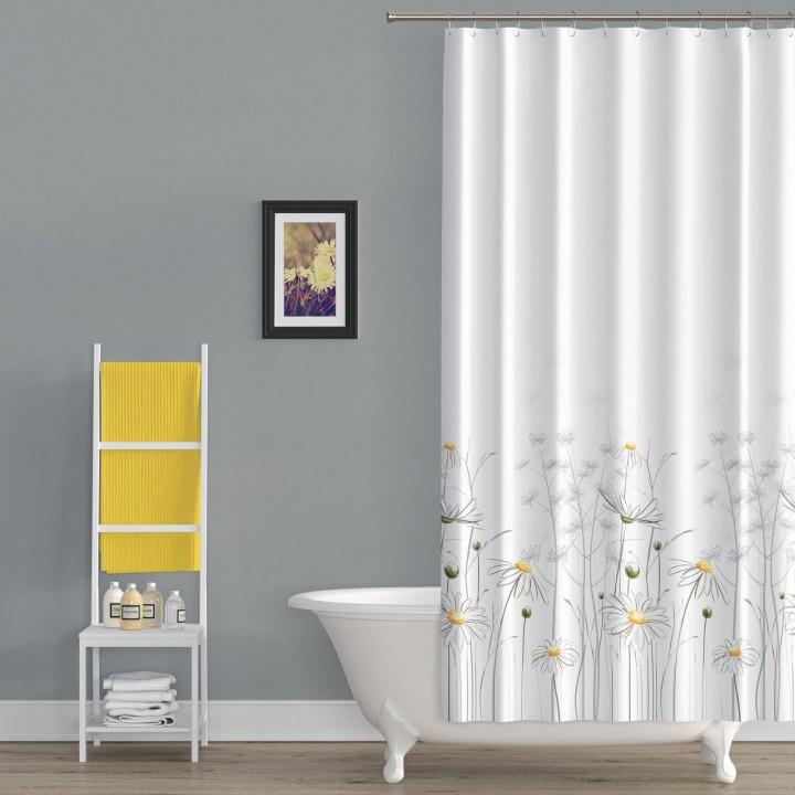 Daisy Banyo Perdesi, Duş Perdesi 180x200cm