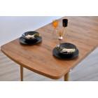 Prado Açılır Kelebek Yemek Masası Ahşap Ayaklı CEVİZ