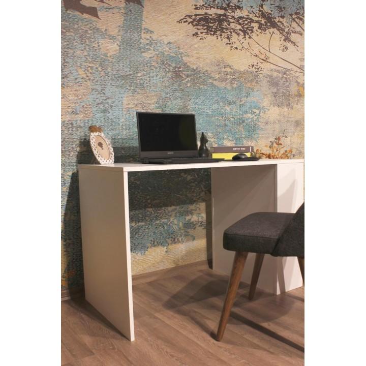 Prado Neva Lüx Dekoratif Ahşap Çalışma Masası Bilgisayar Masası