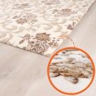 Prado Wellsoft Kumaş Lastikli Halı Örtüsü Elart 170x240